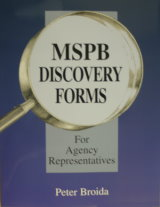 MSPB Discovery Forms for Agency Representatives