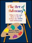 (2011)The Art of Advocacy